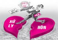 Tư vấn thủ tục khởi kiện vụ án dân sự – hôn nhân – gia đình
