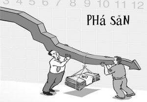 Văn bản pháp luật hướng dẫn luật phá sản sắp có hiệu lực pháp luật